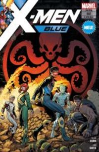 X-Men Blue 2: Widerstand - Klickt hier für die große Abbildung zur Rezension