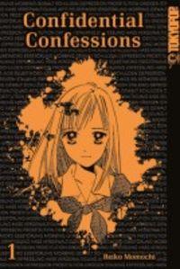Confidential Confessions 1 - Klickt hier für die große Abbildung zur Rezension