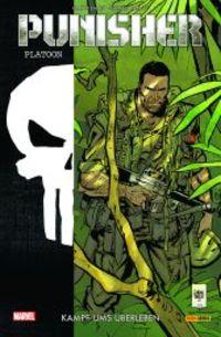 Punisher: Platoon - Kampf ums Überleben - Klickt hier für die große Abbildung zur Rezension