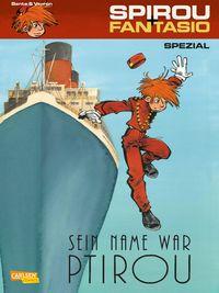 Spirou und Fantasio Spezial 25  - Klickt hier für die große Abbildung zur Rezension
