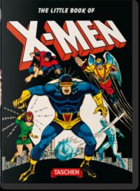 The little Book of X-Men - Klickt hier für die große Abbildung zur Rezension
