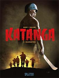Katanga 1: Diamanten - Klickt hier für die große Abbildung zur Rezension