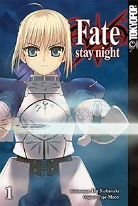 Fate/ stay night 1 - Klickt hier für die große Abbildung zur Rezension