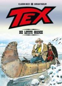 Tex: Die letzte Grenze - Klickt hier für die große Abbildung zur Rezension