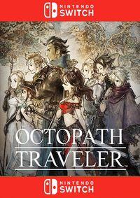 Octopath Traveler - Klickt hier für die große Abbildung zur Rezension