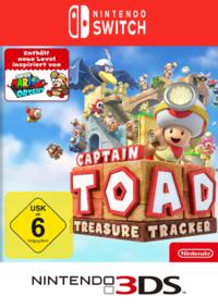 Captain Toad: Treasure Tracker - Klickt hier für die große Abbildung zur Rezension