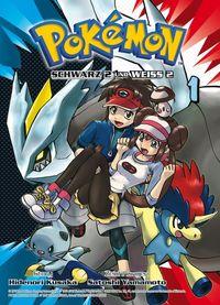 Pokémon SCHWARZ 2 und WEISS 2.1 - Klickt hier für die große Abbildung zur Rezension