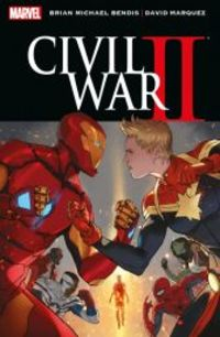 Civil War II - Klickt hier für die große Abbildung zur Rezension