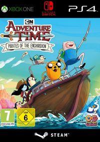Adventure Time: Piraten der Enchiridion - Klickt hier für die große Abbildung zur Rezension