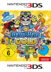 WarioWare Gold - Klickt hier für die große Abbildung zur Rezension