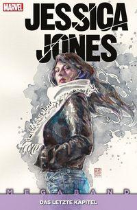 Jessica Jones: Das letzte Kapitel - Klickt hier für die große Abbildung zur Rezension