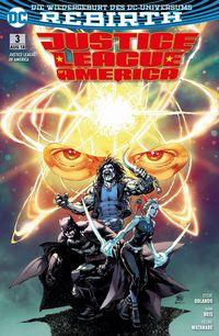 Justice League of America 3: Panik im Mikroversum - Klickt hier für die große Abbildung zur Rezension
