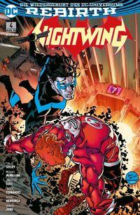 Nightwing (Rebirth) 4: Blockbuster - Klickt hier für die große Abbildung zur Rezension