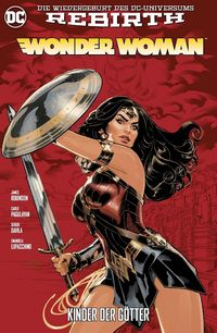 Wonder Woman (Rebirth) 5: Kinder der Götter - Klickt hier für die große Abbildung zur Rezension