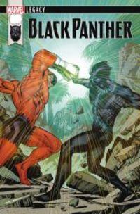 Black Panther 5: Götterdämmerung über Wakanda - Klickt hier für die große Abbildung zur Rezension