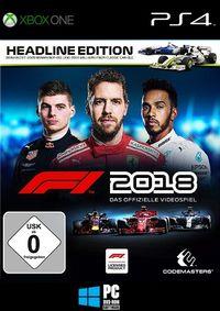 F1 2018 - Klickt hier für die große Abbildung zur Rezension