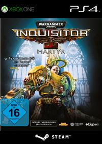 Warhammer 40.000 - Inquisitor: Martyr - Klickt hier für die große Abbildung zur Rezension