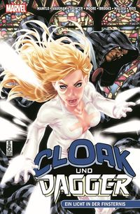 Cloak und Dagger: Ein Licht in der Finsternis - Klickt hier für die große Abbildung zur Rezension