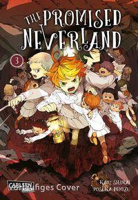 The Promised Neverland 3 - Klickt hier für die große Abbildung zur Rezension