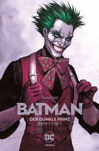 BATMAN - DER DUNKLE PRINZ Band 2 - Klickt hier für die große Abbildung zur Rezension
