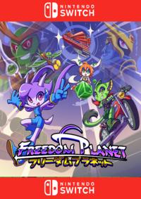 Freedom Planet - Klickt hier für die große Abbildung zur Rezension