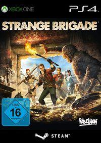 Strange Brigade - Klickt hier für die große Abbildung zur Rezension