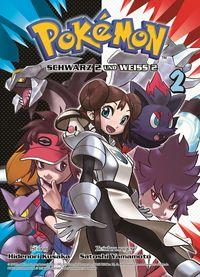 Pokémon SCHWARZ 2 und WEISS 2.2 - Klickt hier für die große Abbildung zur Rezension