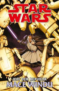 Star Wars Sonderband 104: Jedi der Republik – Mace Windu - Klickt hier für die große Abbildung zur Rezension