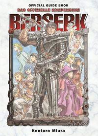Berserk Official Guide Book – Das offizielle Kompendium - Klickt hier für die große Abbildung zur Rezension
