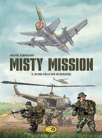 Misty Mission 2 - Klickt hier für die große Abbildung zur Rezension