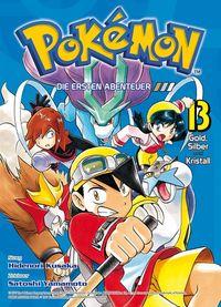 Pokémon: Die ersten Abenteuer 13 - Klickt hier für die große Abbildung zur Rezension
