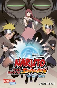 NARUTO-THE MOVIE: SHIPPUDEN-THE LOST TOWER