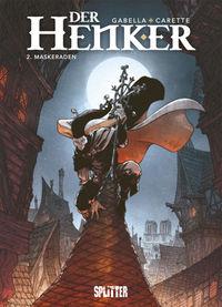 Der Henker 2: Maskeraden - Klickt hier für die große Abbildung zur Rezension