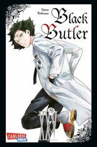 Black Butler 25 - Klickt hier für die große Abbildung zur Rezension