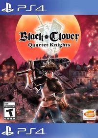Black Clover: Quartet Knights - Klickt hier für die große Abbildung zur Rezension
