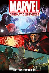 Marvel Cinematic Universe – Das Film-Kompendium 2: Die Guten, die Bösen & die Guardians - Klickt hier für die große Abbildung zur Rezension