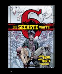 Die sechste Waffe 5: Winterwölfe - Klickt hier für die große Abbildung zur Rezension