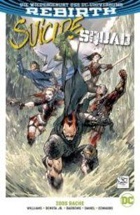 Suicide Squad 2: Zods Rache - Klickt hier für die große Abbildung zur Rezension