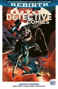 Batman Detective Comics 3: League of Shadows