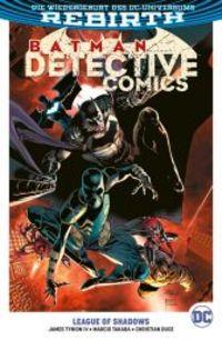 Batman Detective Comics 3: League of Shadows - Klickt hier für die große Abbildung zur Rezension