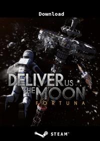 Deliver us the Moon: Fortuna - Klickt hier für die große Abbildung zur Rezension
