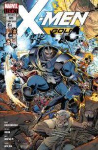 X-Men Gold 3: Macht´s noch einmal...X-Men! - Klickt hier für die große Abbildung zur Rezension