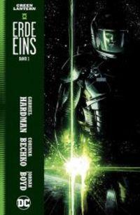 Green Lantern Erde Eins 1 - Klickt hier für die große Abbildung zur Rezension
