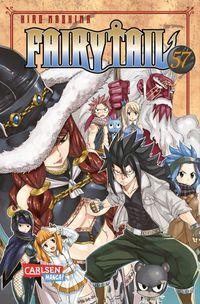 Fairy Tail 57 - Klickt hier für die große Abbildung zur Rezension