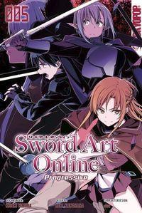 Sword Art Online-Progressive 005 - Klickt hier für die große Abbildung zur Rezension