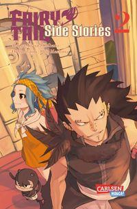 Fairy Tail Side Stories 2 - Klickt hier für die große Abbildung zur Rezension