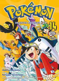Pokémon: Die ersten Abenteuer 14 - Klickt hier für die große Abbildung zur Rezension