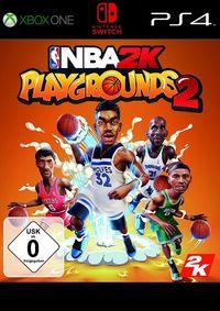 NBA 2K Playgrounds 2 - Klickt hier für die große Abbildung zur Rezension