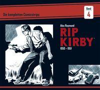 Rip Kirby 1950-1951 - Klickt hier für die große Abbildung zur Rezension