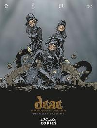 Deae Ex Machina 5: Der Fluch des Amuletts - Klickt hier für die große Abbildung zur Rezension